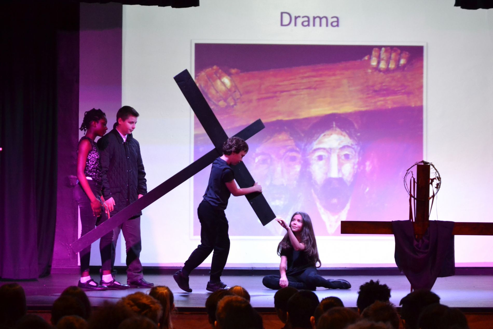 Stations of the Cross Liturgy